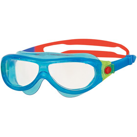 Zoggs Phantom Goggle Children red/blue